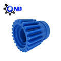 Large Plastic Gear Without Burrs