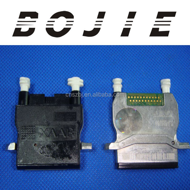 100% original for xaar 126/80 35 printhead for solvent printer part