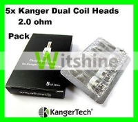 Kanger tech Rebuildable Atomizer Protank 3 Bottom Dual Coil Accept Paypal