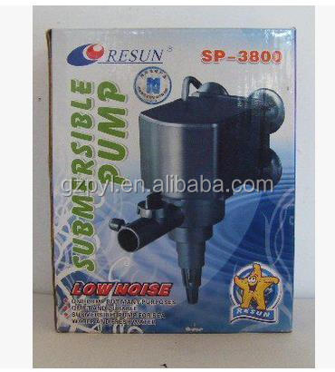 RESUN SP-3800 Three in one submersible pump
