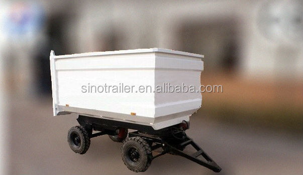 short delivery time! cargo trailer car trailer box trailer