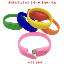 Silicone Wristband Bracelet usb Flash Drive 8gb 4gb,Custom Wristband usb,Corporate Gifts usb
