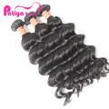 Real Mink High Quality Virgin Human Hair No Shedding No Tangle Remy Natural Brazilian Hair Extensions