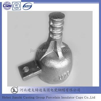 Metal Caps For Suspension Disc Porcelain Insulators Buy Metal Cap For Porcelain Insulators