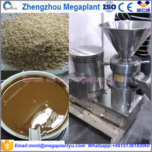 hot sale small Stainless steel tahini sesame paste stone grinder mill making machine