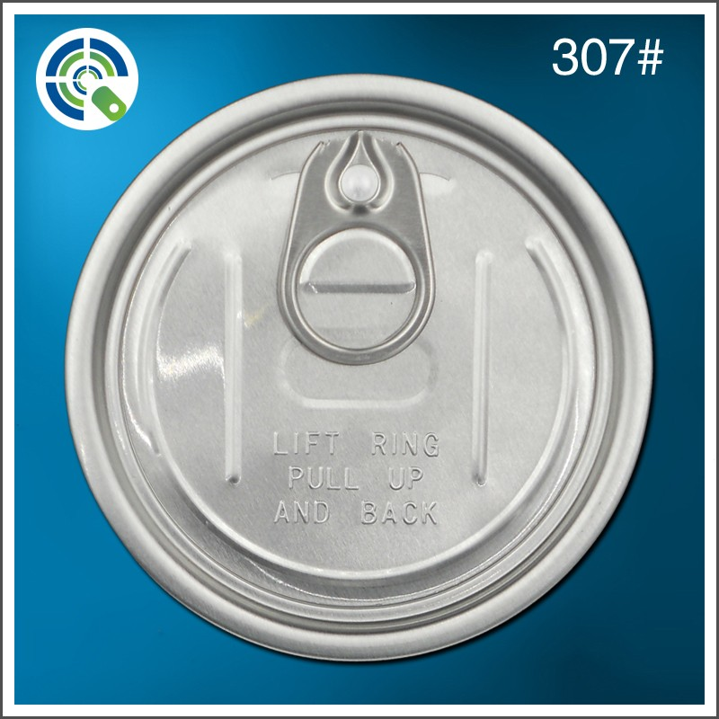 best price red ring aluminum easy open end for beverage manufacturer With Bottom Price