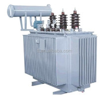 6300kva 35kv 3 phase oil immersed electric transformer with OLTC
