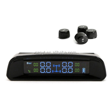 Cheap double channel universal wireless bluetooth tire pressure monitoring system with A grade