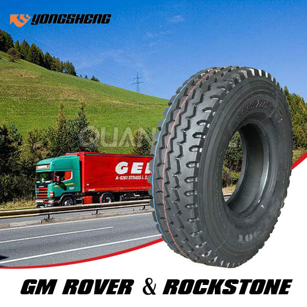 china homerun tire manufacturer new tires brand GM ROVER truck tires 9.00r20 in cambodia