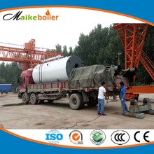 best price 6 ton heavy oil /gas fired steam boiler