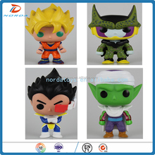 Japanese Anime Dragon Ball action figures PVC dolls wholesale
