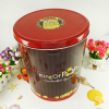 Wholesale clear box popcorn favor tin can