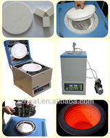 High temperature small smelting furnace