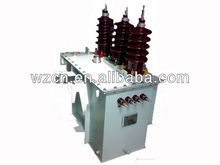 three phase oil immersed electrical 20kv power transformer 400v 500kva power transformer