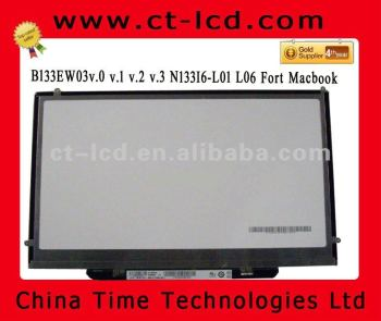 N133I6-L01 REV.C2 13.3 WXGA LCD Screen For Macbook Air A1237