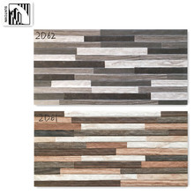 200x400mm china outdoor colorful stone design 3d tile ceramic wall tiles