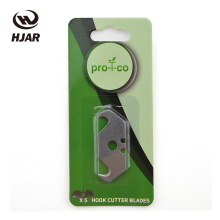 5 pcs packed Utility Hook Cutter blade