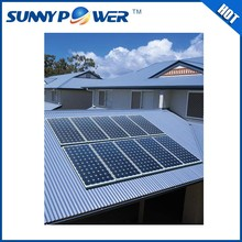 china wholesale solar power 3k / solar kit 3000w