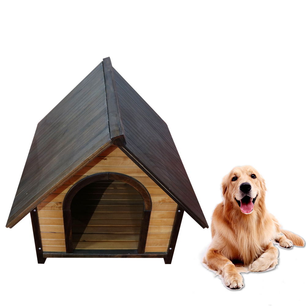Different Sizes Wooden Dog House for Pets