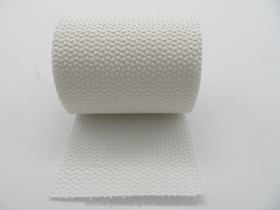 Toilet tissue paper roll core raw material of toilet paper