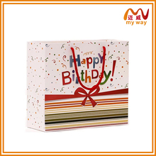 New products happy birthday bags reusable shopping bag on alibba china