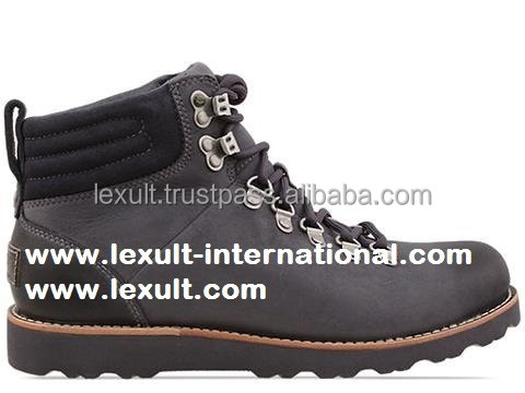 Brown Style Leather Mans Boots