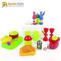 Children pretend play tableware toy kitchen sets