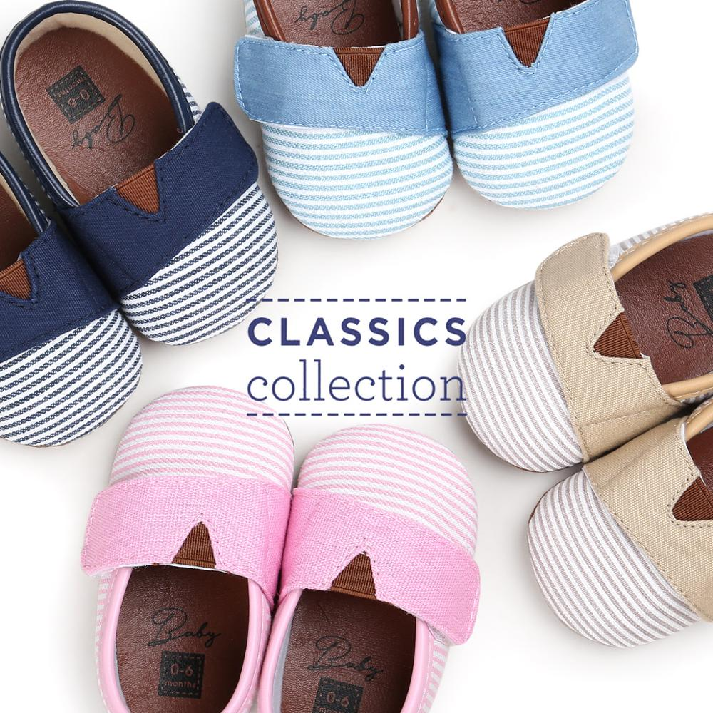 Baby Kids Toddler Girl First Walker Handmade Baby Shoes Style Canvas Shoes