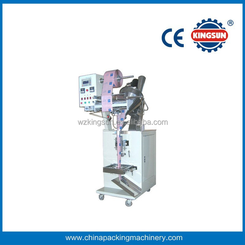 Automatic form fill seal milk spice coffee detergent powder packing machine