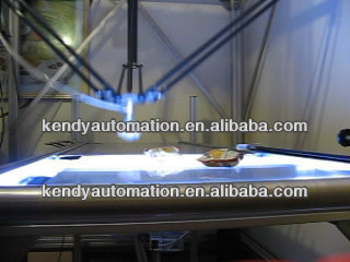 High speed 3 axis scara industrial robot