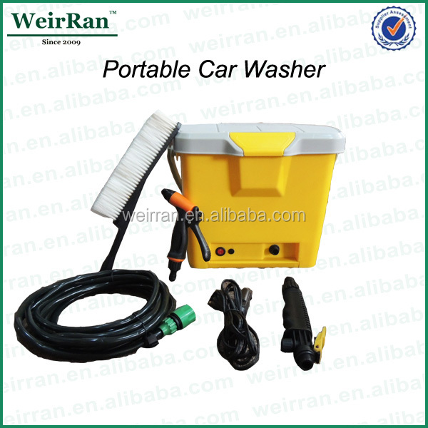 (74495) 2014 latest! Mini portable high pressure automatic car wash prices with factory