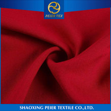2016 new smooth anti static spandex tricot fabric polyester fabric for garment delta sigma theta fabric
