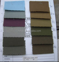 500D 1000D pu coated strong cordura nylon fabric