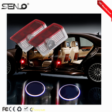 3D LED Car door courtesy laser projector Logo Ghost Shadow Ligh For Mercede s Ben z LED Car Door Welcome light