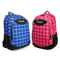 Customized leisure backpack school bag
