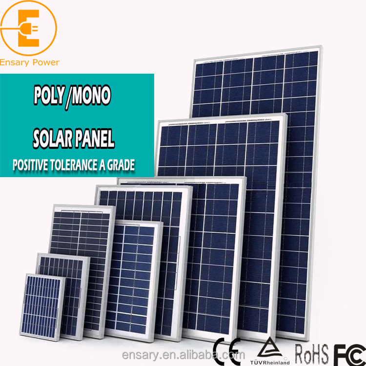 280 watt solar panel Mono and Poly 100w 150w 200w 250w 260W 300w
