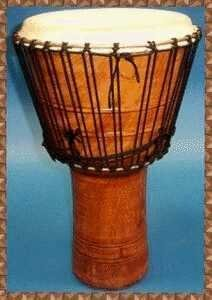 Small African Djembe Drum