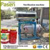 Glass canned food sterilizer machine/Metal can sterilization equipment/Autoclave sterilizer