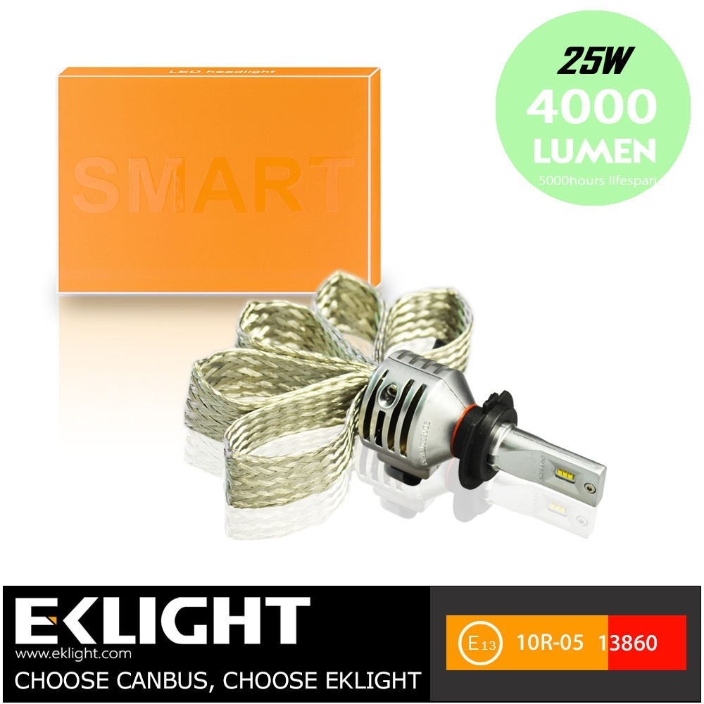 Wholesale Brightness 8-36V 2000LM Motorcycle LED Headlight Bulb Review