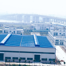 economical fast installation light steel structure factory