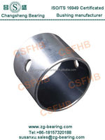self-lubricated dry sliding bearings, DU bush, PTFE bearing bushing