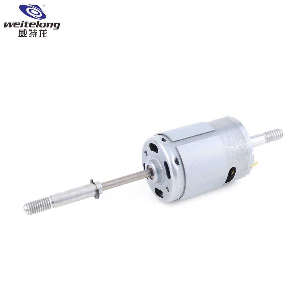 Long Output Shaft Worm Reduction Gear Box Motor,customized Gear box motor