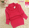 High quality hot sale kids winter sweater made in china
