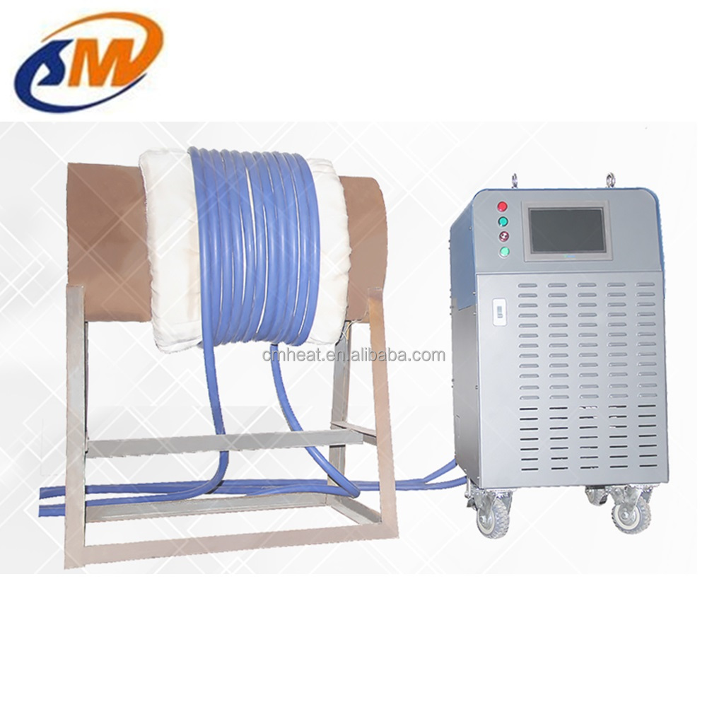 40KW Induction Weld Heat , Postweld heat Treatment, PWHT <strong>Equipment</strong>