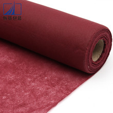 heat sealable waterproof road hydrophobic kraft paper non-absorbent slip fire resistant car auto interior cover fabric