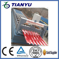 Wall and roof used ty ceramic wall tile making machine