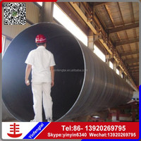 Spiral Steel Pipe/Carbon Steel Ssaw Pipe from Tianjin Steel Pipe Company