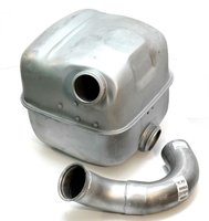 Truck exhaust system parts