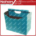 NAHAM cardboard Office document folding magazine display holder