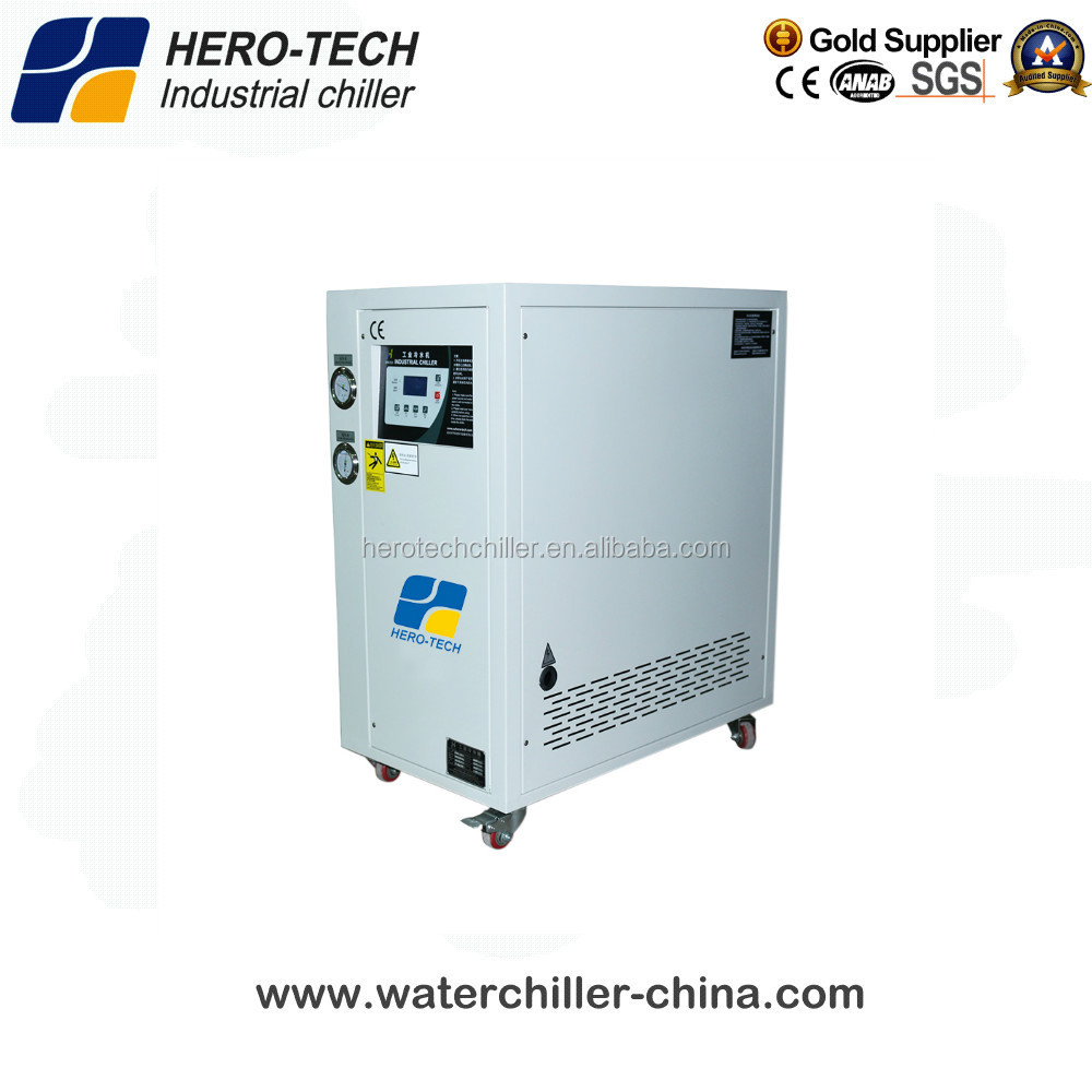 CE standard Low temperature Chiller for milk and food processing industry